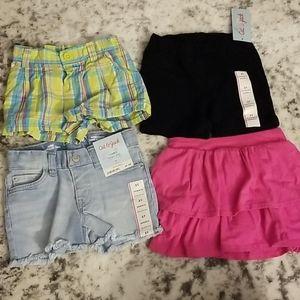 3t Shorts Bundle 4pc